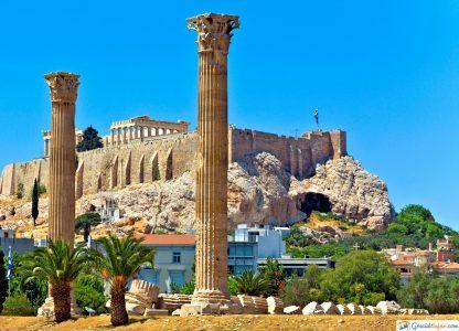 acropolis en atenas