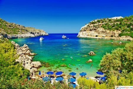 isla rodas en grecia