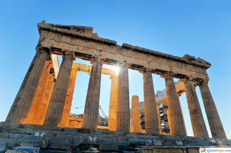 monumentos griegos