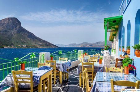 restaurante tipico en grecia